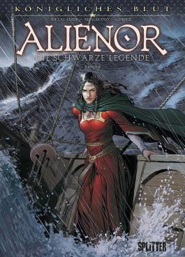 Königliches Blut – Alienor. Band 5