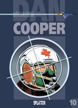 Dan Cooper. Gesamtausgabe Band 10