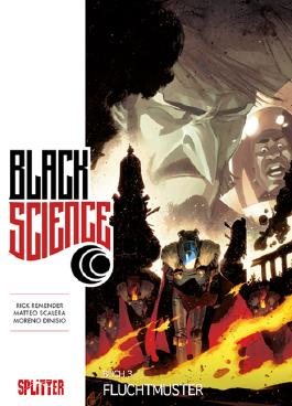 Black Science. Band 3