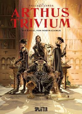 Arthus Trivium. Band 1