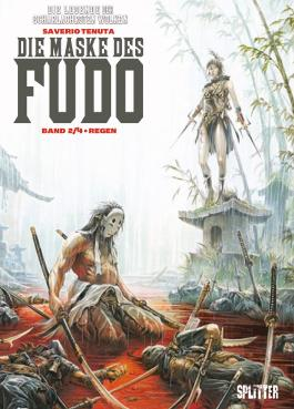 Die Maske des Fudo. Band 2