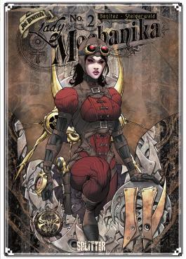 Lady Mechanika. Band 2