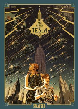 Die drei Geister von Tesla. Band 1