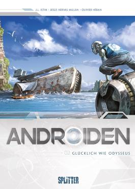Androiden. Band 2