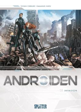 Androiden. Band 3