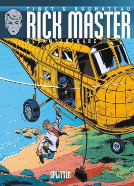 Rick Master Gesamtausgabe. Band 2