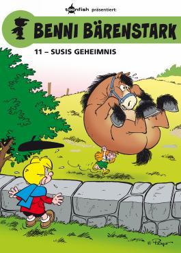 Benni Bärenstark Bd. 11: Susis Geheimnis