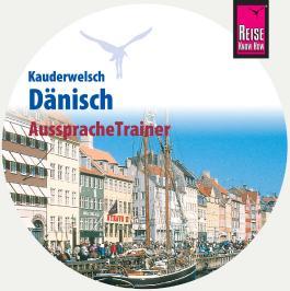 Reise Know-How AusspracheTrainer Dänisch (Kauderwelsch, Audio-CD)