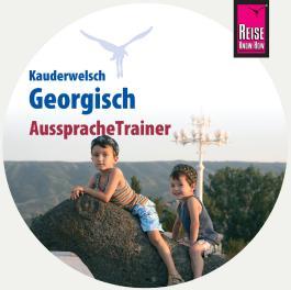 Reise Know-How AusspracheTrainer Georgisch (Kauderwelsch, Audio-CD)