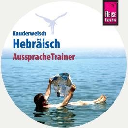 Reise Know-How AusspracheTrainer Hebräisch (Kauderwelsch, Audio-CD)