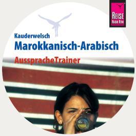 Reise Know-How Kauderwelsch AusspracheTrainer Marokkanisch-Arabisch (Audio-CD)