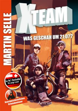 X-Team: Was geschah um 21:07