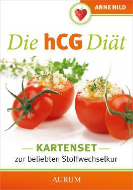 Die hCG-Diät - Das Kartenset