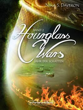 Hourglass Wars - Jahr der Schatten (Band 2)