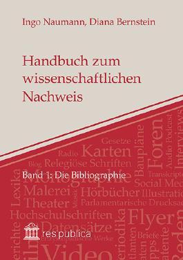Handbuch zum wissenschaftlichen Nachweis