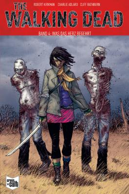 The Walking Dead Softcover 4