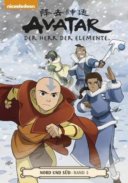 Avatar: Der Herr der Elemente Comicband 16