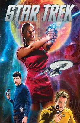 Star Trek Comicband 16: Die Neue Zeit 10