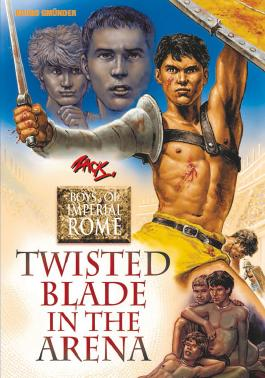 Twisted Blade in the Arena