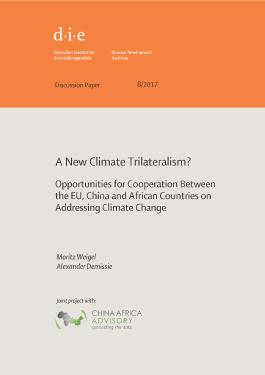 A new climate trilateralism?