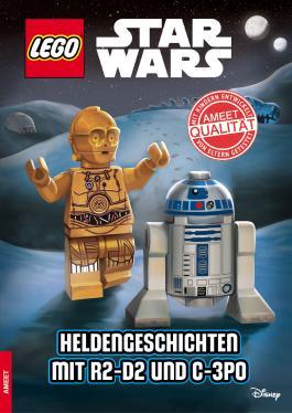 LEGO® STAR WARS™. Heldengeschichten mit R2-D2 und C-3PO