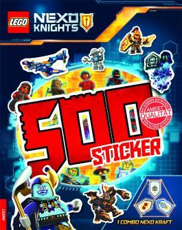 LEGO® NEXO KNIGHTS™. 500 Sticker