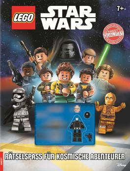 LEGO® Star Wars™ Rätselspaß für kosmische Abenteurer