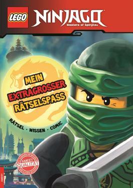 LEGO® NINJAGO® Mein extragroßer Rätselspaß