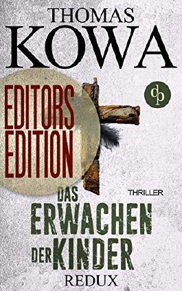 Redux – Editors Editon (Thriller, Kriminalthriller) (Kommissar Erik Lindberg-Reihe)