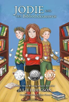 Jodie und der Bibliotheksausweis
