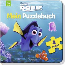 Disney Pixar Findet Dorie: Mein Puzzlebuch