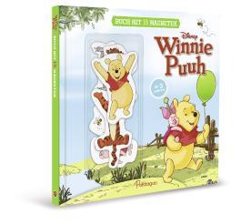 Disney Winnie Puuh: Buch mit 15 Magneten