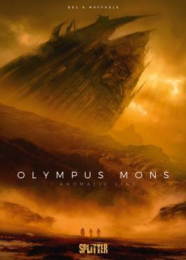 Olympus Mons. Band 1
