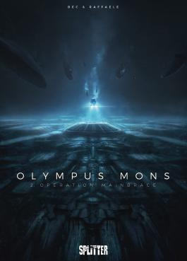 Olympus Mons. Band 2