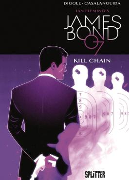 James Bond. Band 5 (lim. Variant Edition)