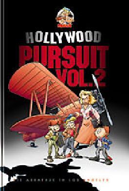 Hollywood Pursuit Volume 2