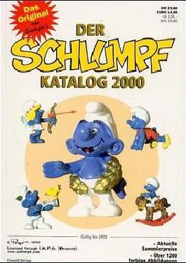 Der Schlumpfkatalog 2000