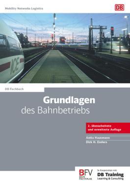 Grundlagen des Bahnbetriebs