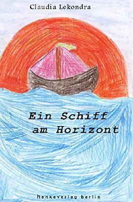 Ein Schiff am Horizont