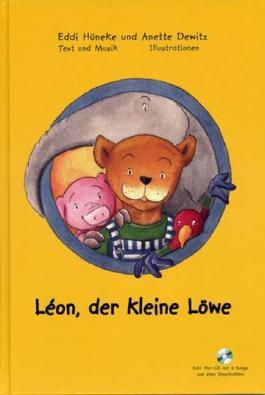 Léon, der kleine Löwe