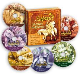 Sajana - die Töchter des Elfenkönigs, Hörbuch