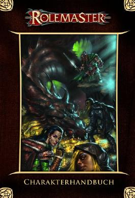 Rolemaster - Charakterhandbuch