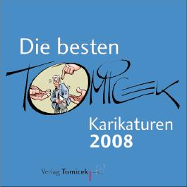 Die besten Tomicek-Karikaturen 2008