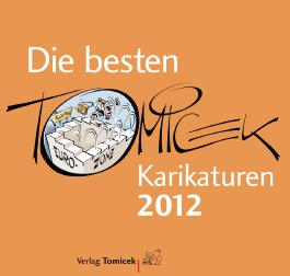 Die besten Tomicek-Karikaturen 2012