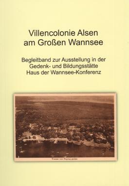 Villencolonie Alsen am Großen Wannsee