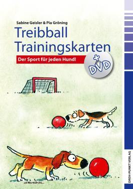 Treibball Trainingskarten + DVD