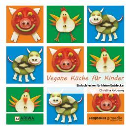 Vegane Küche für Kinder
