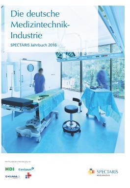 Die deutsche Medizintechnik-Industrie 2016