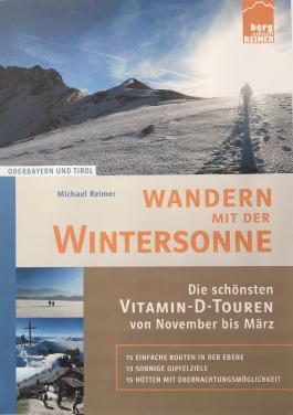 Wandern mit der Wintersonne