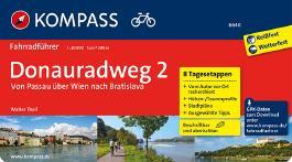 Donauradweg 2, Von Passau über Wien nach Bratislava